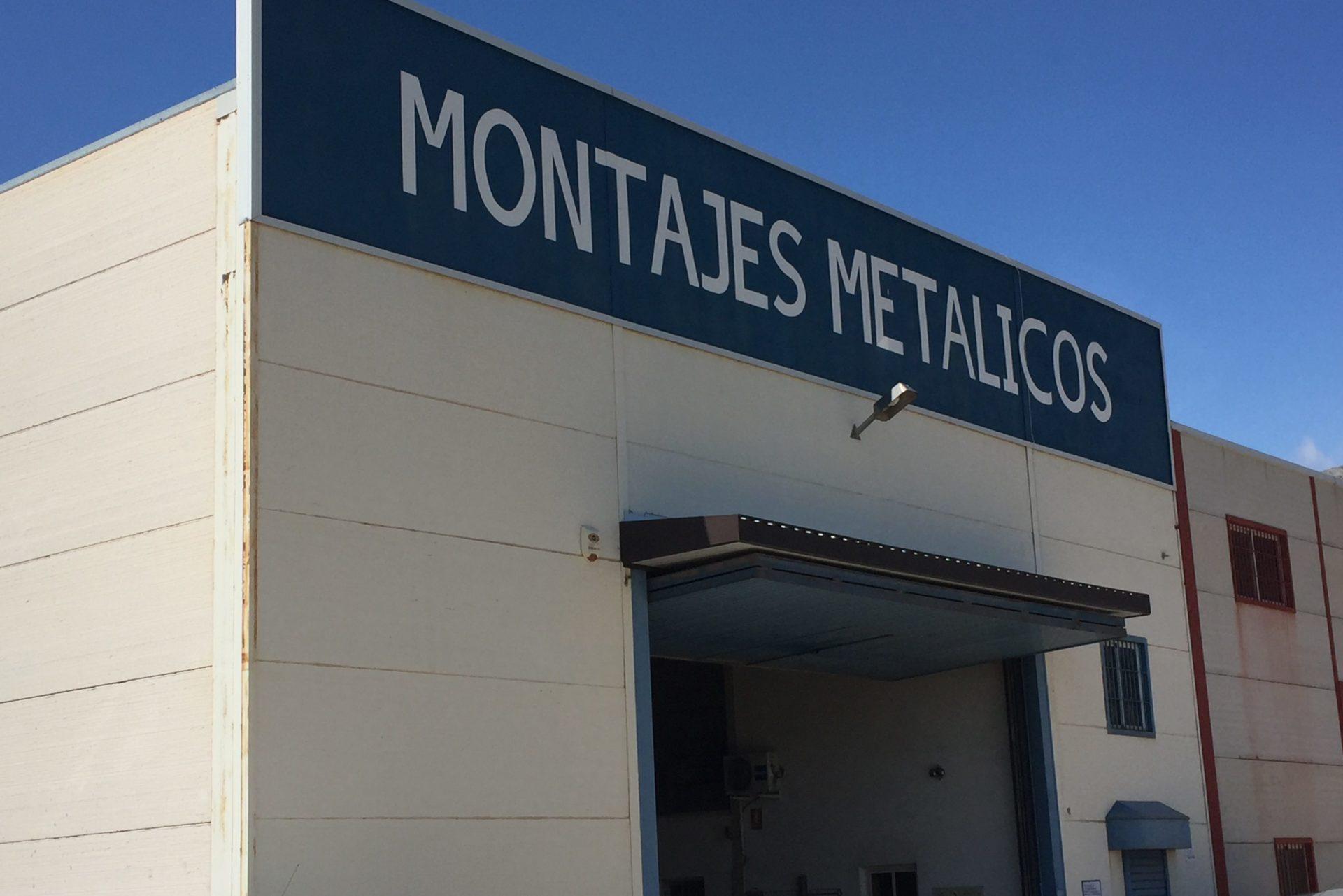 Montajes Metálicos Dúrcal